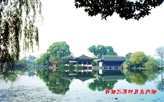 杭州西湖风景名胜区风景图